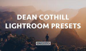 Dean Cothill Lightroom Presets