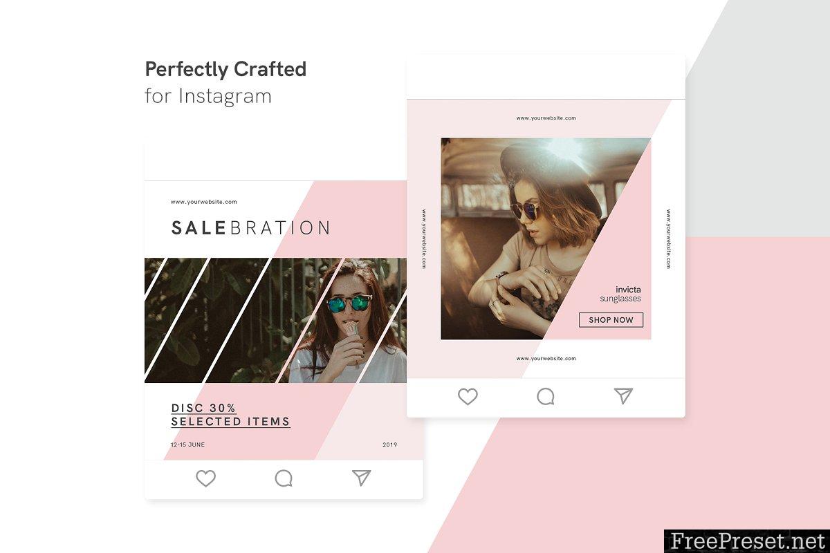 Fashionista Instagram Bundle 3855041
