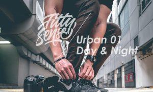 FittySense Urban 01 (Day & Night) Lightroom Preset
