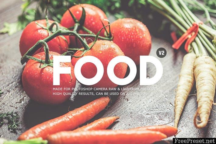 Food Lightroom Presets Vol. 2