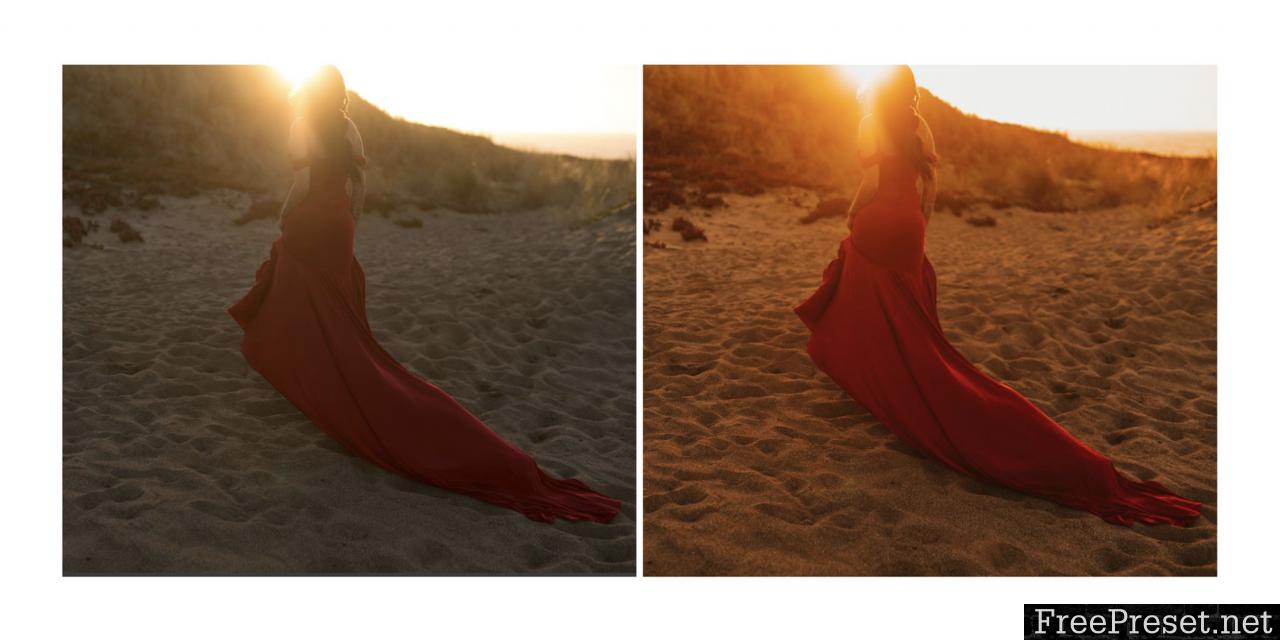 Golden Hour Presets (by Trish Benevides)