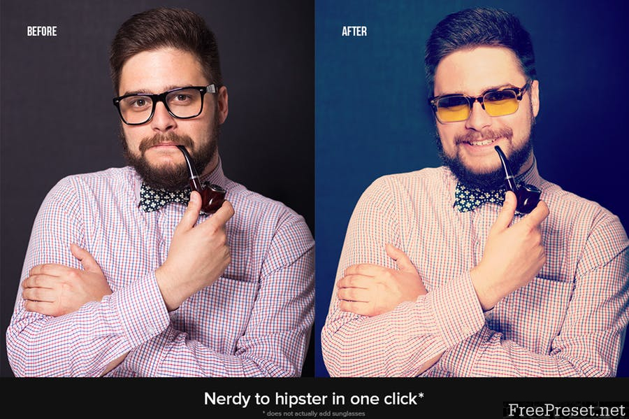 Instant Hipster – 27 Instagram Filters HXX9QE