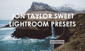 Jon Taylor Sweet Lightroom Presets
