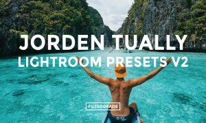 Jorden Tually Natural Travel + Nature Lightroom Presets (v2)