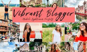 Lightroom Presets Vibrant Blogger 3841201