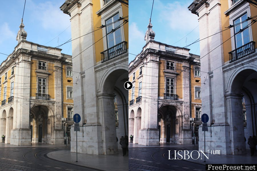 Lisbon Cityscape Actions JSZS6J
