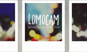 Lomocam - Retro Photo Generator