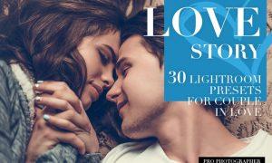 Love Story Lightroom Presets 7Q4743