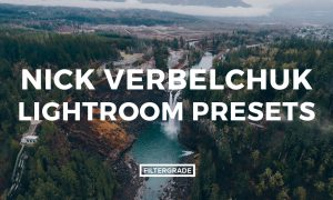 Nick Verbelchuk Lightroom Presets