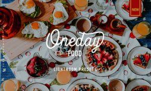 Oneday : Food Lightroom presets 2229600