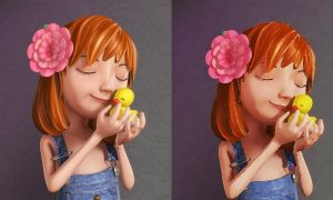 Painting & Comics Photoshop Actions 5MRGHY