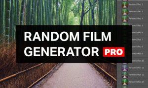 Random Film Generator Pro L4CCT9