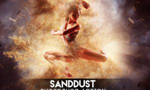 SandDust Photoshop Action 353SGR