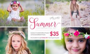 Summer Limited Edition Lightroom Presets Collection