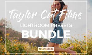 Taylor Cut Films Lightroom Presets Bundle