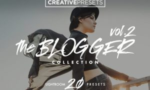 The Blogger Collection 2 - Lightroom Presets