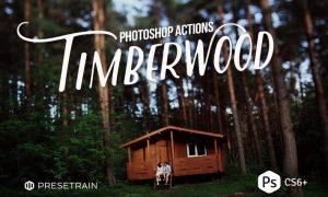 Timberwood Authentic Actions FUBN58