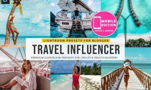 Travel Influencer Lightroom Presets 3855810