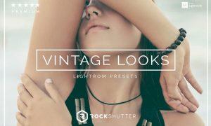 Vintage Looks Lightroom Presets 1650487