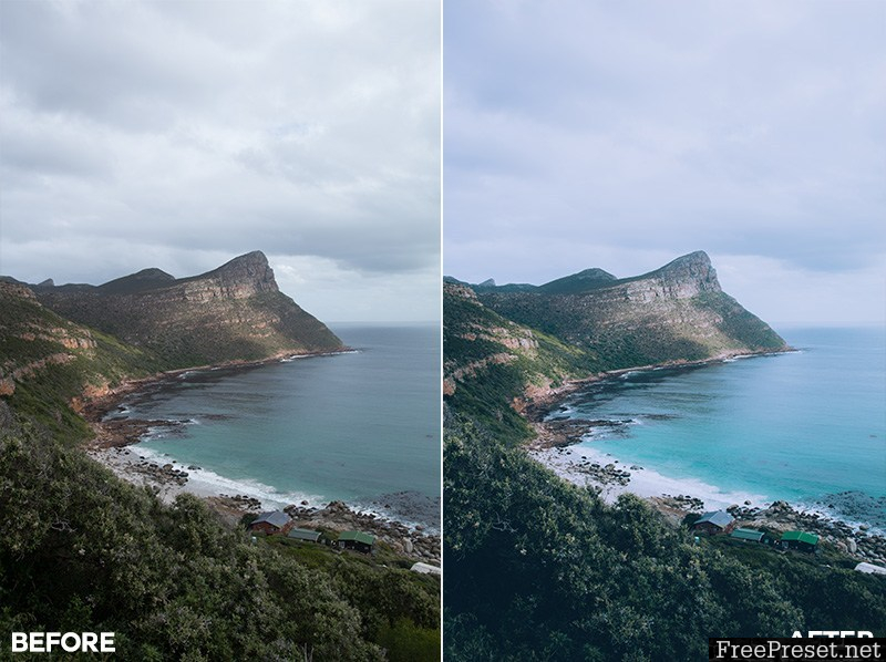 VISUALREV 17′ Lightroom Presets