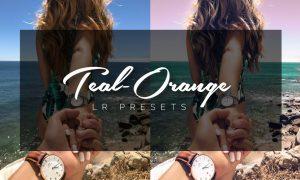 10 Teal Orange - Amber - LR Presets 1787718