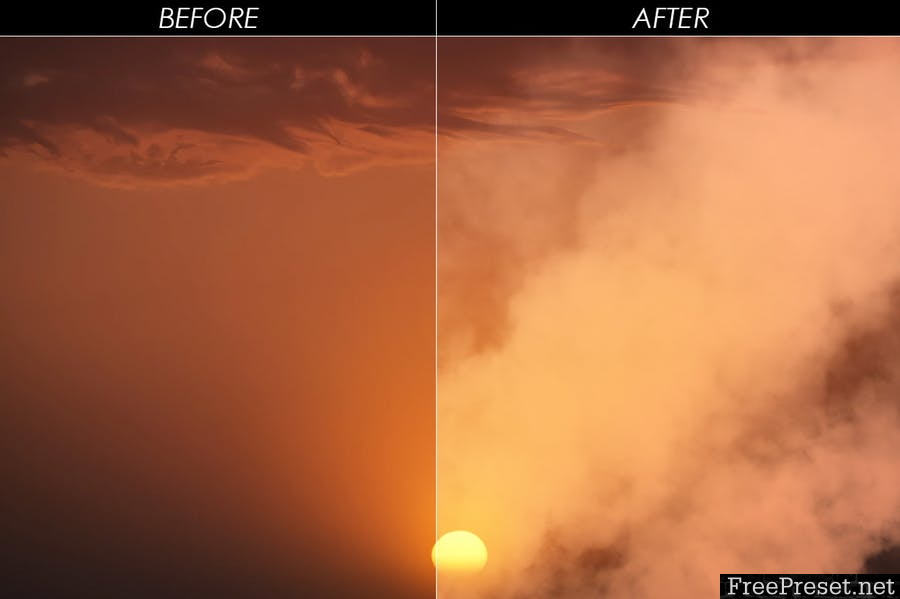 100 Cloudy Smoke Overlays 5JUYE5