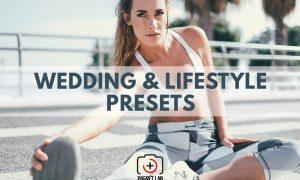 21 Wedding & Lifestyle Presets 2072504