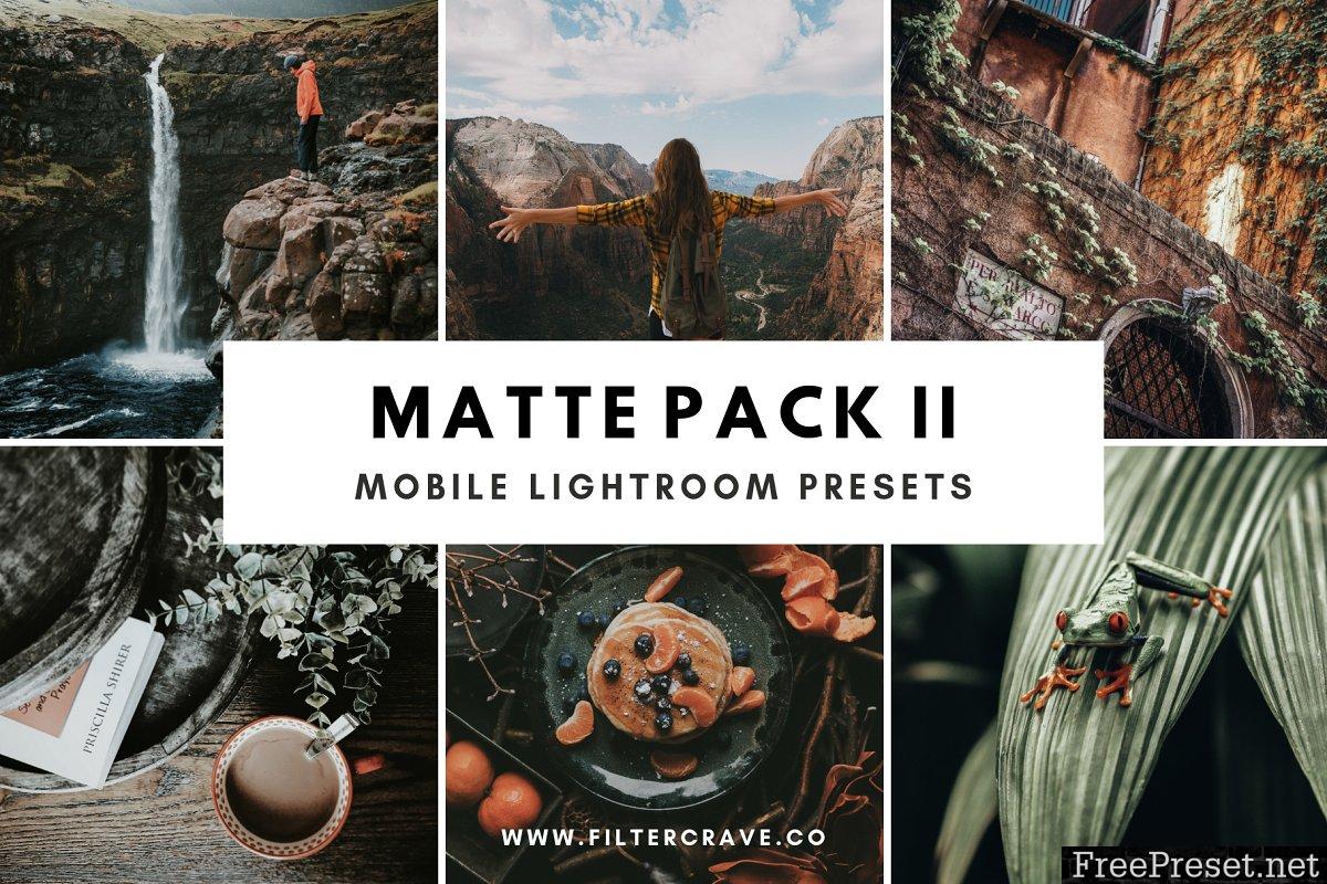 30+ Matte Lightroom Presets Vol  II 608067