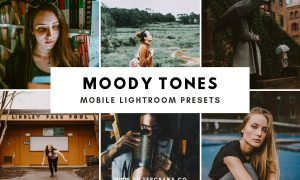 30 Moody Lightroom Presets I 1982564
