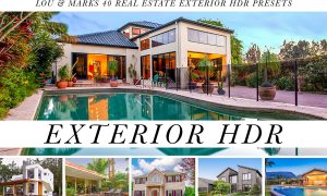 35 Exterior Real Estate HDR Presets 1148474