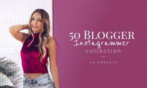 50+ Blogger Instagrammer LR Presets 1800145
