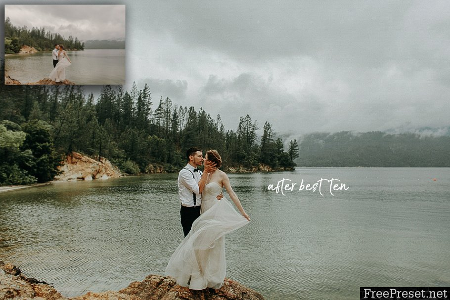50 Fine Art Moody Wedding Presets Lr 1299966