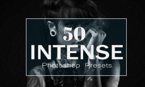 50 Intense Lightroom Presets 1292675