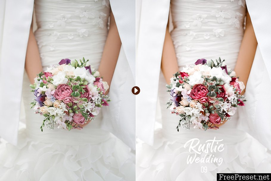 50 Rustic Wedding Presets 1476124