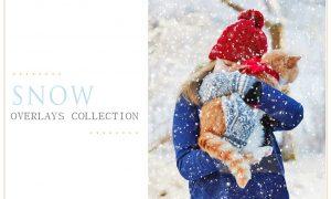 50 Snow Photo Overlays 1368473