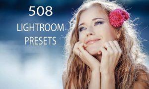 508 Lightroom Presets Bundle 1781024