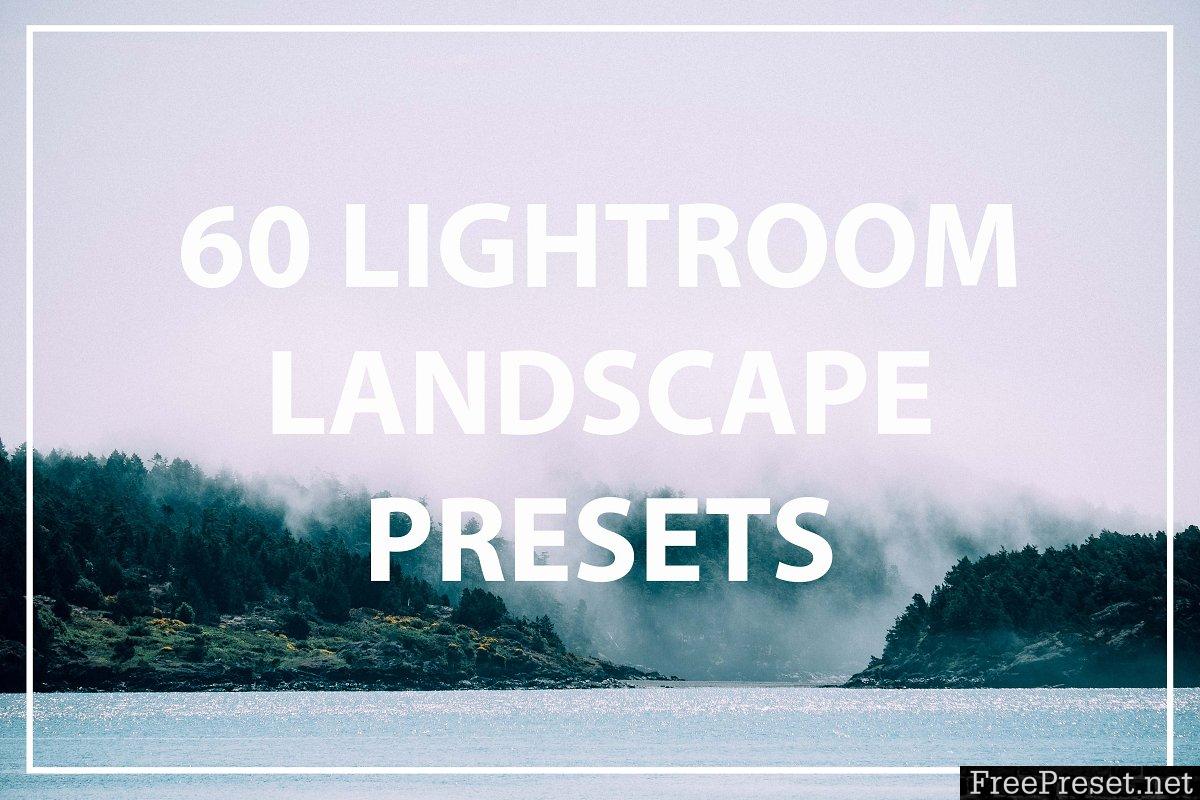 60 Landscape Lightroom Presets 1604166