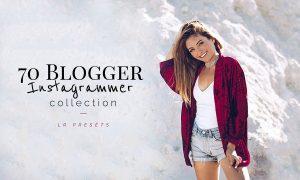 70+ Blogger Instagrammer LR Presets 1820641