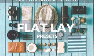 70+ Flat Lay Lightroom Presets Vol.I 1803749