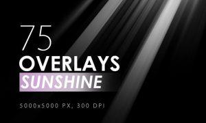 75 Sunshine Overlays BFCGLK -  JPG