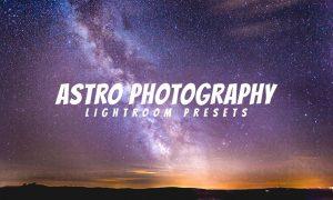 Astro Photography Lightroom Presets 1671125