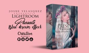 Blue Dream Effect - Lightroom Preset 1585035