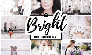 BRIGHT Mobile Lightroom Presets 3858483