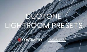 Contrastly Duotone Lightroom Presets