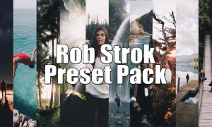 Creator Presets - Rob Strok Lightroom Preset Pack