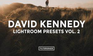 David Kennedy Lightroom Presets
