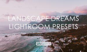 Dean Tucker Landscape Dreams Lightroom Presets