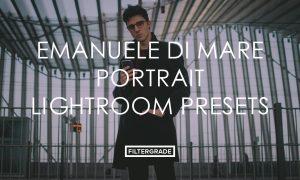 Emanuele Di Mare Portrait Lightroom Presets