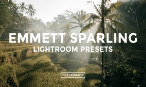 Emmett Sparling Lightroom Presets