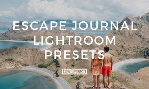 Escape Journal Lightroom Presets